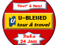 U-BLESSED Tour and Travel pt